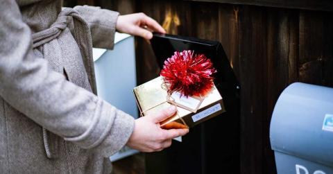 Silje løste julestresset ved å sende gavene hjemmefra
