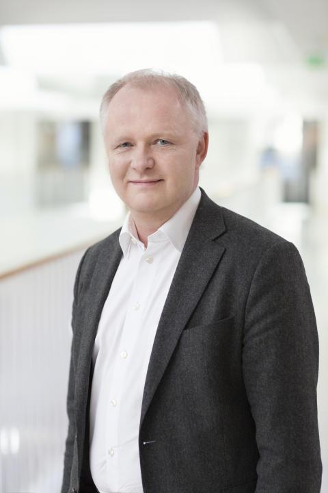 Lauri Nevonen, vd, Praktikertjänst Psykiatri.
