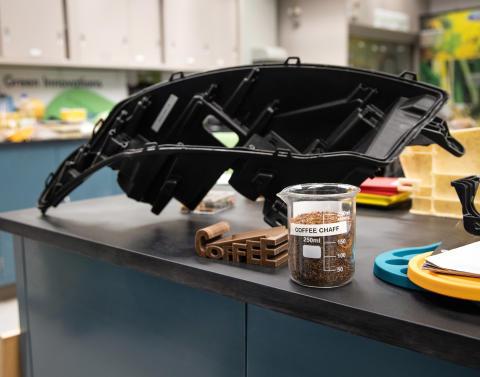Autoteile aus Kaffeebohnen: Ford und McDonald's beschließen Nachhaltigkeits-Kooperation