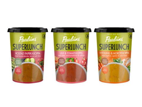 Paulúns Superlunch är här!
