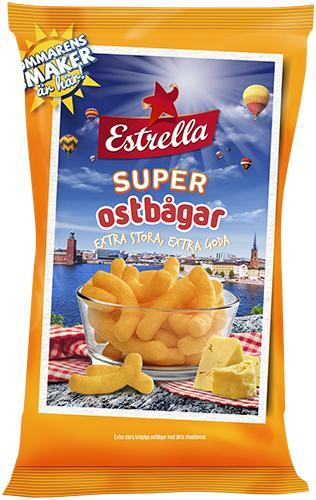 Sommar LTD 2019 Superostbågar från Estrella