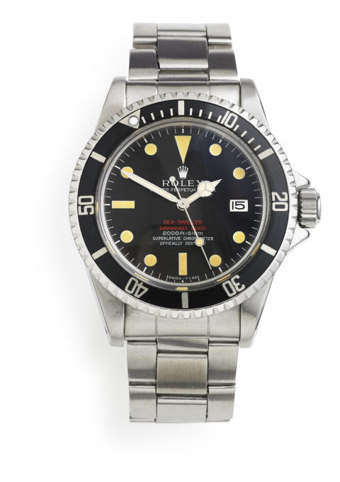 """Rolex Sea-Dweller """"Double Red"""""""
