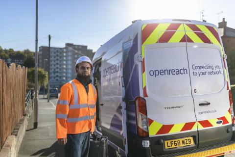 Engineer with van (5)