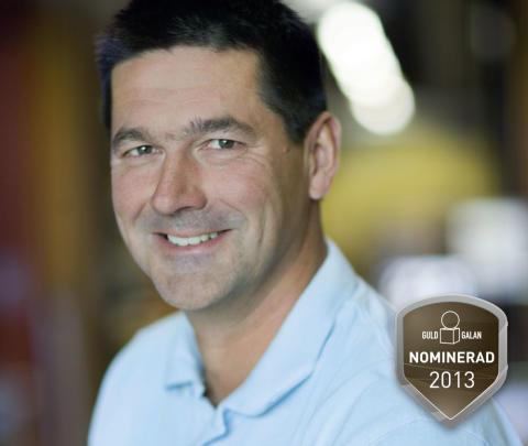 Stig Engström nominerad till Årets Innovatör
