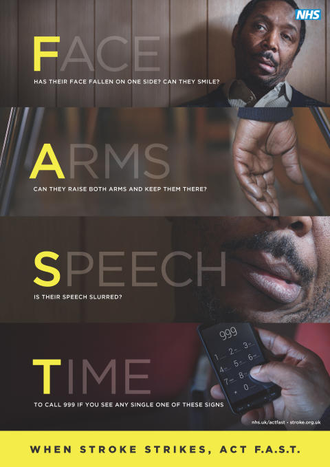 Misuse of the Act FAST campaign - Stroke Association ...