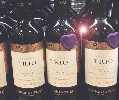 Kärlekshälsning från TRIO