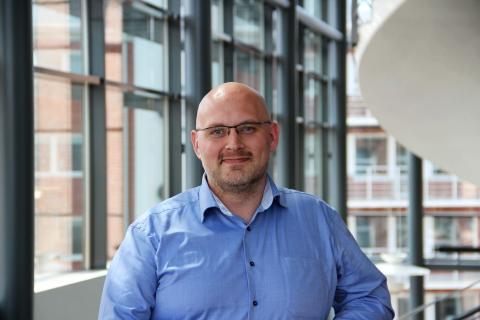 Jan Holsøe - ny affärschef på Tyréns