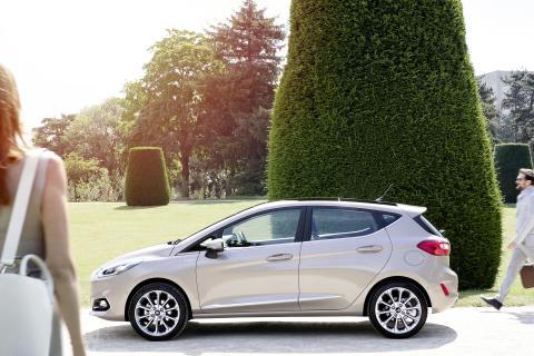 Ford Fiesta Media Drive