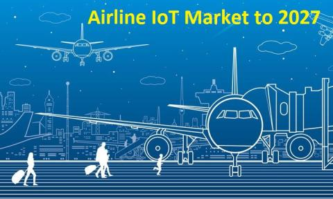 Airline IoT Market 2019 to Showing Impressive Growth by 2027 | Industry Trends, Share, Size, Top Key Players Analysis and Forecast Research