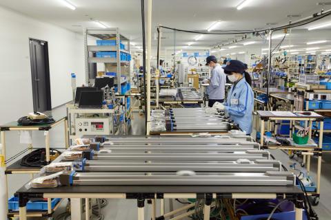 11_2017_Hamamatsu IM Base-Single axis robot assembly