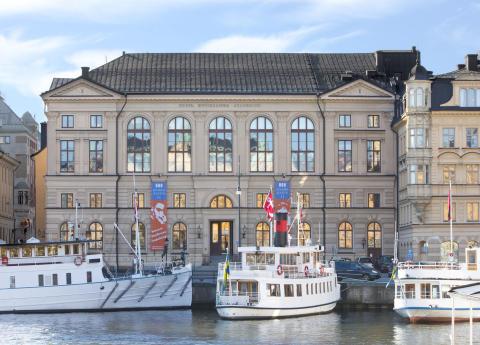 Pressfrukost torsdag 11 november avseendet mandatet att driva konserthuset vid Nybrokajen