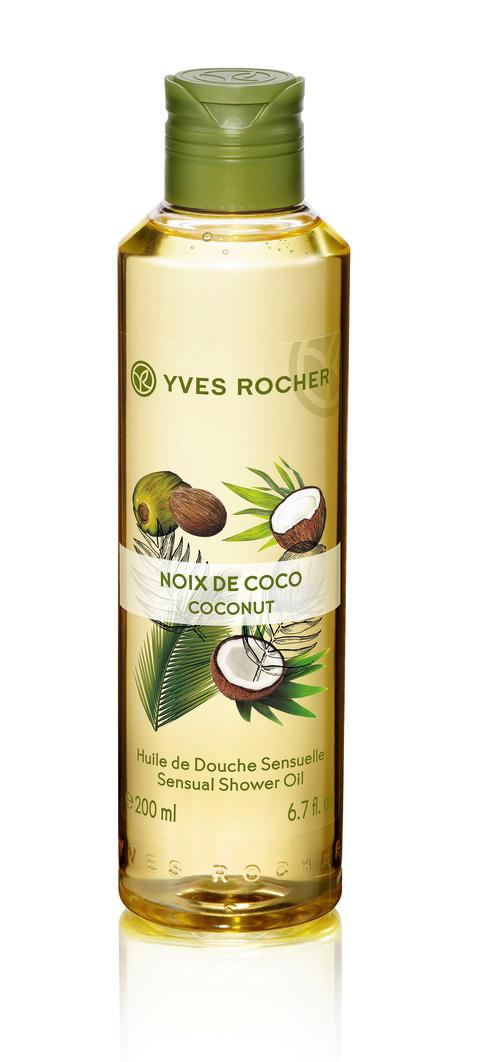 Coconut Sensual Shower Oil