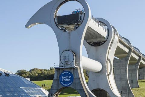 Falkirk tourism campaign hits a million