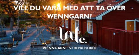Vill du vara med och ta över Wenngarn?