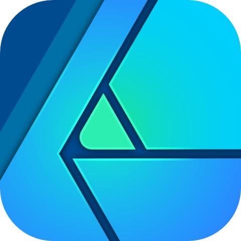 Affinity Designer for iPad icon for web