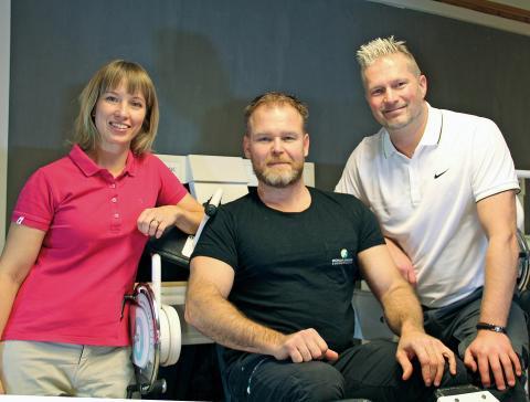 Gävle Fysioterapeuter återförenas