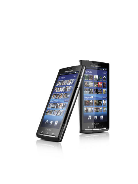 Telenor öppnar förhandsbokning av Sony Ericssons Xperia X10