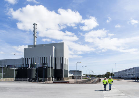 Beslut om livstidsinvestering i Oskarshamn 3 positivt för svensk elförsörjning