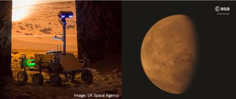 Bridget Rover and the planet Mars