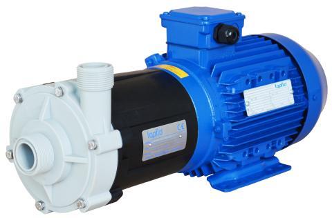 Magnetdrivna centrifugalpumpar från Tapflo i två nya storlekar.