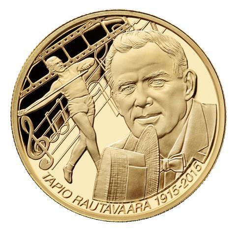 Tapio Rautavaara - kultaraha