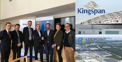 Kingspan bygger toppmodern fabrik i Jönköping