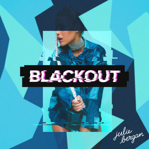 Blackout Julie Bergan coverart