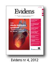 Akuta koronara syndrom tema i nya numret av Evidens