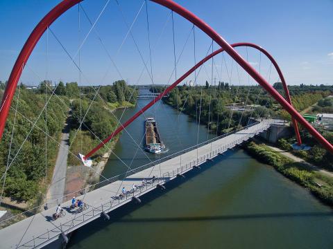 Nordsternpark © radrevier.ruhr / Ruhrgepixel