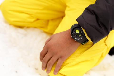 Pierre Leclerq – en ny klokke til menn fra Ice-Watch