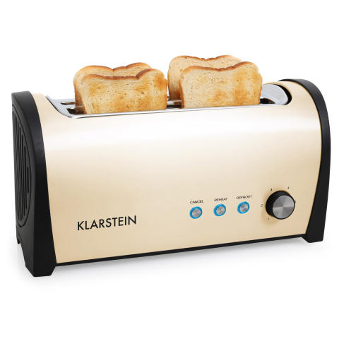 Cambridge Doppel-Langschlitz-Toaster 10022990