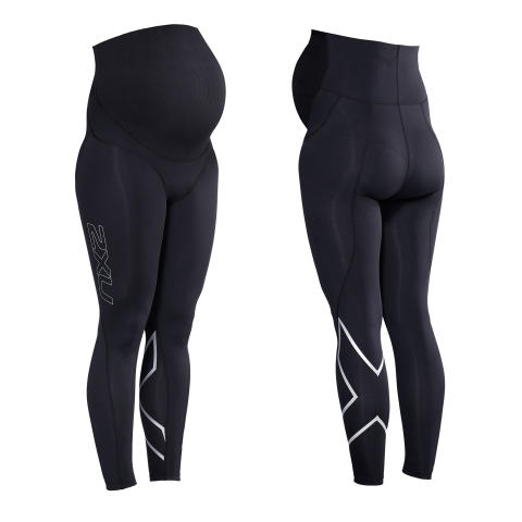 2XU Pre-Natal Sport Compression Tights