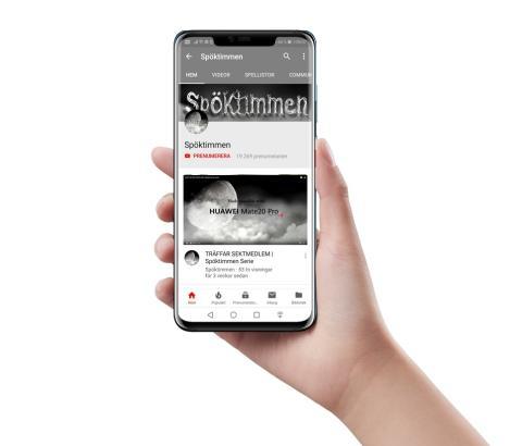 Huawei och Spöktimmen