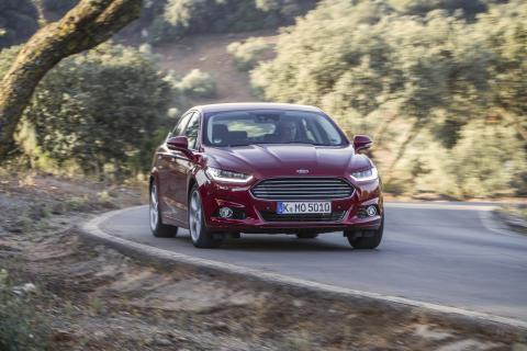 Uutisia Fordilta - elokuu 2015