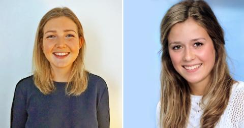 Kristine og Emilie utvalgt til global helseforskning
