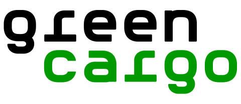 Green Cargo stor logga
