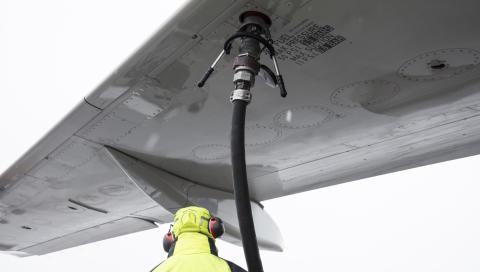 PRESSINBJUDAN: Välkommen till Göteborg Landvetter Airports  seminarium om bioflygbränsle och flygets klimatomställning