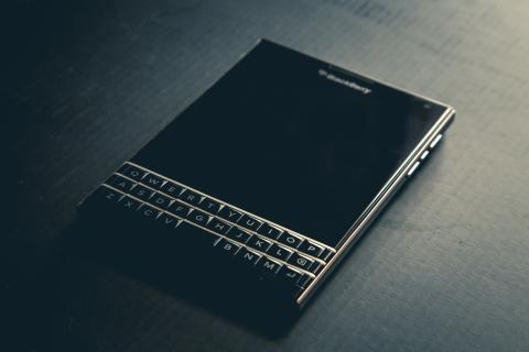 Blackberry clause in request for proposal scares off PR agencies