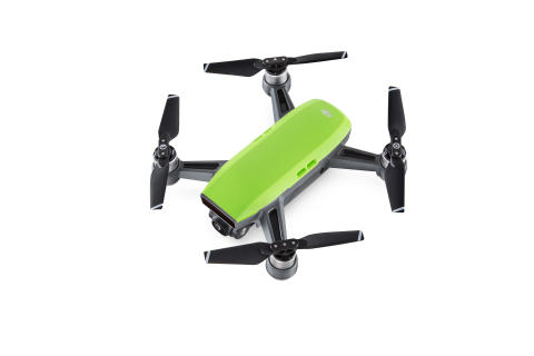 DJI Spark Meadow Green - Side 3:4