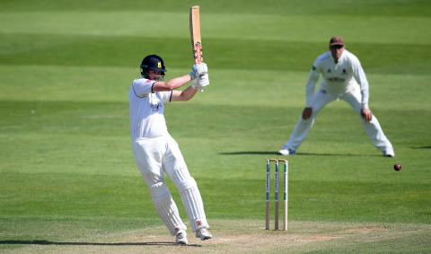 EMBARGOED UNTIL 4PM: England Lions squad selected for match against Australia A