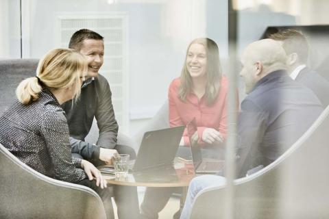 Sigma inviger nytt kontor i Helsingborg