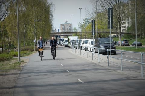 Cykling i Stockholm