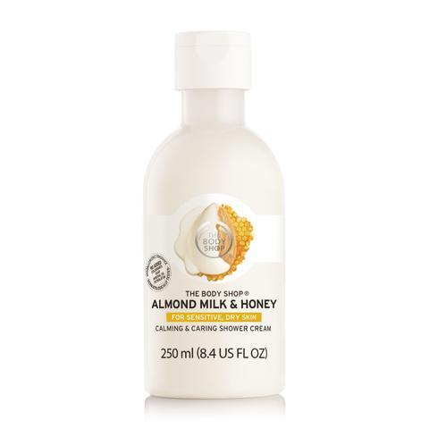 Almond Milk & Honey Shower Cream_kr98
