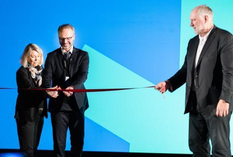 Telia starter utbyggingen av det nasjonale 5G-nettet i Lillestrøm