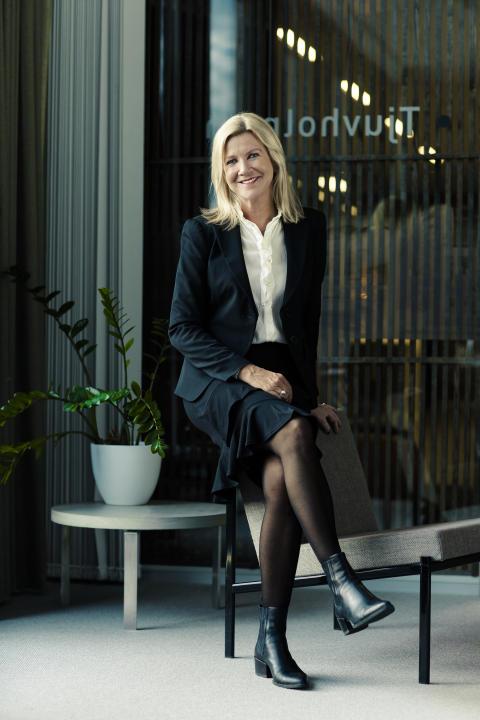 Administrerende direktør i Selvaag Eiendom Cecilie Martinsen