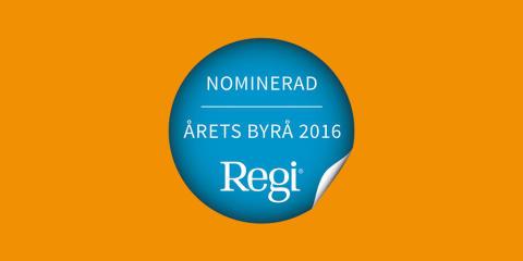 Navigator nominerade i Årets Byrå