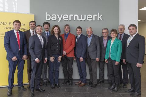 Neues Umspannwerk in Gebelkofen im Landkreis Regensburg