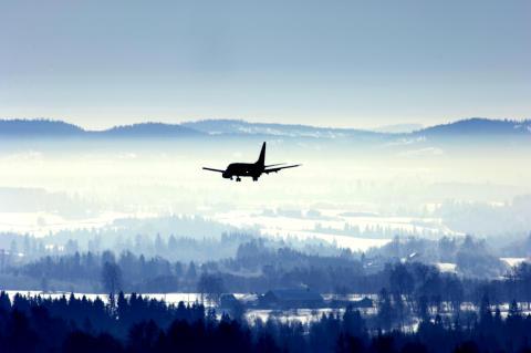 Gode passasjertall for Oslo Lufthavn