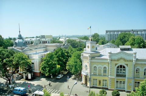 Wizz Air adds Flights from London Luton to Chisinau