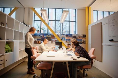 Media Evolution City - Fix Office